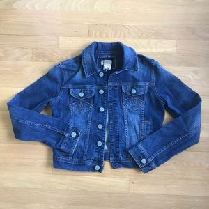 AMERICAN RAG jean denim jacket EUC